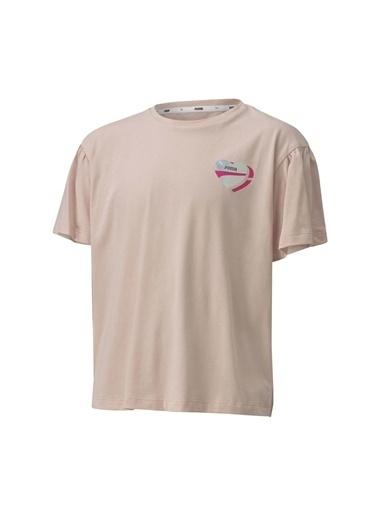 Puma Puma T-Shirt Pembe